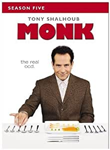 Monk: The Complete Fifth Season