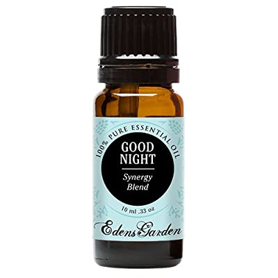 Good Night Synergy Blend Essential Oil by Edens Garden (Comparable to DoTerra's Serenity & Young Living's Peace & Calming Blend)- 10 ml