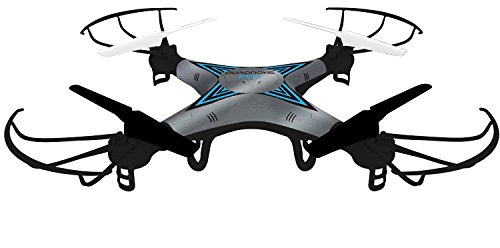 Quadrone Pro Quadcopter 330 Feet Distance Headles mode 4 Channel 2.4GHz RC Remote Controlled Drone