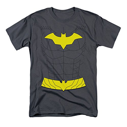 Batman Men's Batgirl New 52 Costume T Shirt
