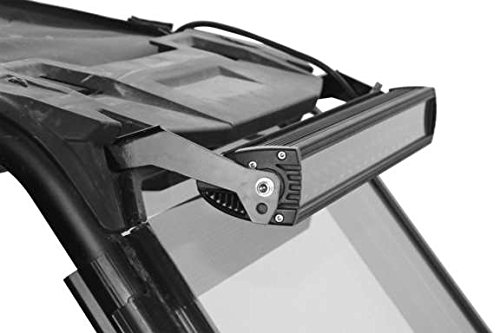 Seizmik 12110 Headlight Group Bracket (Light Bar Mounts BAR RAZOR) (Polaris Windshield Bracket compare prices)