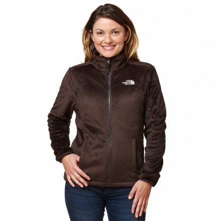 dc2482b5f6 The North Face Women s Osito Jacket Bittersweet Brown M For Sale