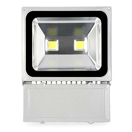 Sanzo 100W LED Flood Light Outdoor Landscape Spotlight Cool White