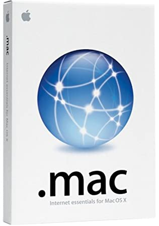 Apple .Mac 3.0 Retail [Old Version]