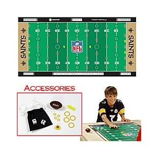 New Orleans Saints Finger Football!