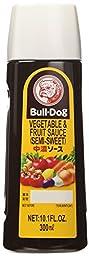 Bull-Dog - Vegetable & Fruit Sauce (Chuno) Sauce 10.1 Fl. Oz.