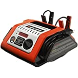 Black & Decker BCS25EB 25 Amp Simple Battery Charger with 75 Amp Engine Start