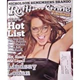 Rolling Stone Magazine # 955 August 19 2004 Lindsay Lohan (Single Back Issue)