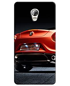Back Cover for Lenovo Vibe P1 Turbo