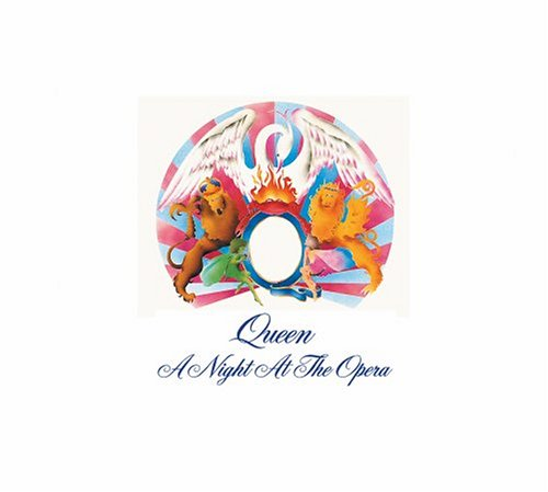 Queen - A Night at the Opera (30th Anniversary Coll. Ed) [CD/DVD Combo] - Zortam Music