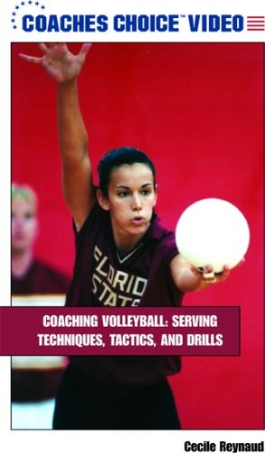 Coaching Volleyball:Serving Technique [VHS]