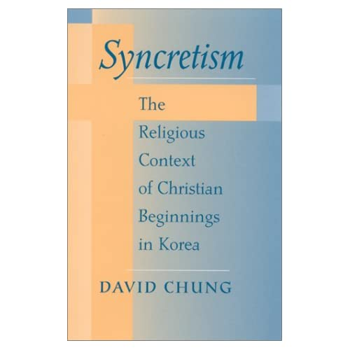 Syncretism: The Religious Context of Christian Beginnings in Kore