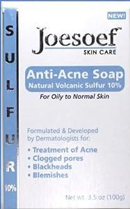 Sulphur Soap Acne Wash - Sulfur Soap 10%