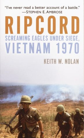 Ripcord: Screaming Eagles Under Siege, Vietnam 1970 (Cord Book compare prices)