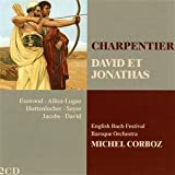 echange, troc  - Marc-Antoine Charpentier : David et Jonathas