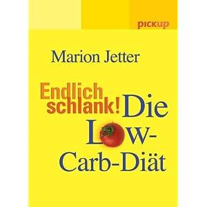 eBook Cover für  Endlich schlank Die Low Carb Di auml t Die Low Carb Di auml t pickup