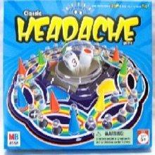 Headache Pop-O-matic Game (Headache Board Game compare prices)
