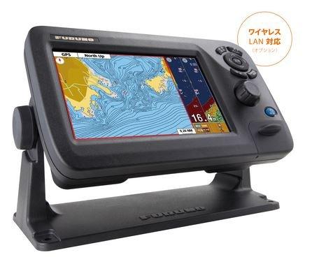 (フルノ) 7型ワイドカラー液晶 GPSプロッタ魚探