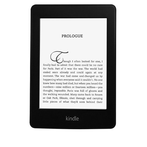 Kindle Paperwhite, 6&quot; High Resolution Display with Built-in Light, Wi-Fi - Includes Special Offers