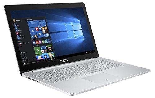 Asus UX501VW-FY103T PC portable 15.6″ FHD Argent (Intel Core i7, 8 Go de RAM, Disque dur 1 To + SSD 128 Go, Nvidia GeForce GTX 960M, Windows 10, Garantie 2 ans)