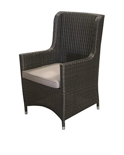 Jeffan Cosy Arm Chair, Prussian Dark