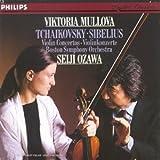Tchaikovsky: Violin Concerto In D; Sibelius: Concerto In D