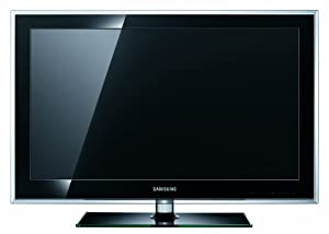 samsung le37d550k1wxzg 94 cm 37 zoll lcd fernseher full hd 50hz dvb t c ci schwarz. Black Bedroom Furniture Sets. Home Design Ideas