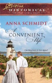 Image of A Convenient Wife (Love Inspired Historical #55)