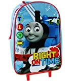 Thomas the Tank Engine - Right On Time Wheeled Bag / Wheelie Bag - Case