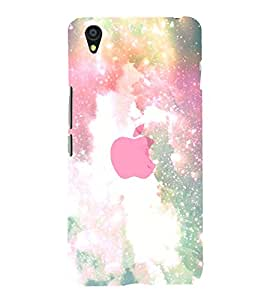 Glittering sky Back Case Cover for One Plus X::One + X