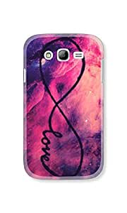 EYP TFIOS Infinity Love Back Cover Case for Samsung Grand 2 (7106)