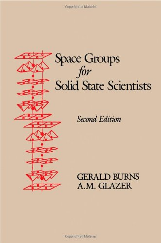 Space Groups for Solid State Scientists, Second Edition