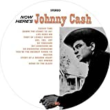 Now Here's Johnny Cash (Picture Disc)