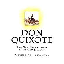 Don Quixote Audiobook by Miguel de Cervantes, Gerald J. Davis (translator) Narrated by John Hanks