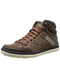 Skechers Men's Sorino-Lozano Relaxed Fit Lace Up