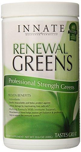 Innate Response Formulas Renewal Greens Supplement Supplement, 300 Grams front-20568