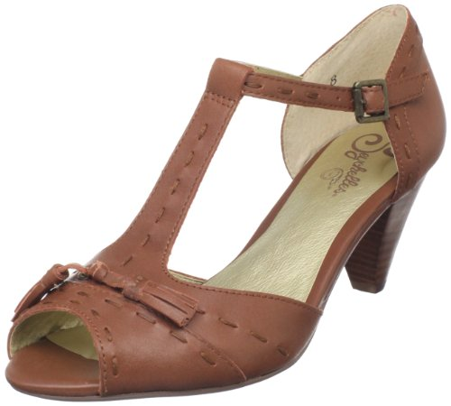 Seychelles Women's Spycam Pump,Whisky,9 M US
