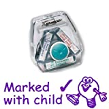 Teachers Stamp to fit Xstamper 3 in 1 Marked With Child CXM200813 stamp block only