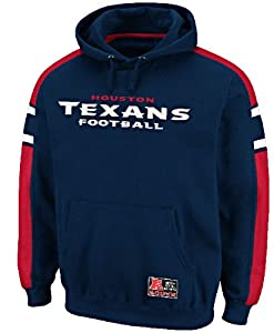 Houston Texans Passing Game III Hooded Sweatshirt by Majestic by VF