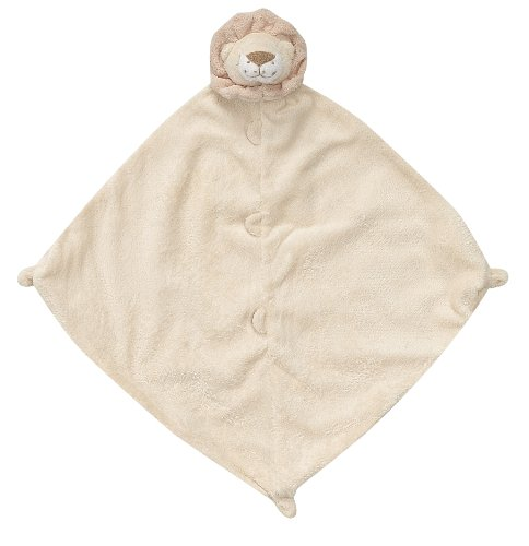 Angel Dear Swaddle Blanket and Blankie Gift Set, Big Cat and Lion