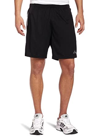 adidas Men's Response Dual Baggy Short, Black/White, X-Small