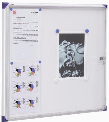 nobo-pacific-infokasten-6xa4-mit-acrylglas-und-magnethaftender-ruckwand-weiss
