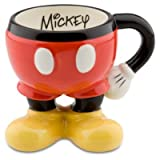 Mickey Mouse Pants Ceramic Mug