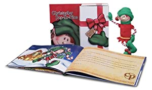 Pop-In-Kins Elf Fun with Christopher Bookset