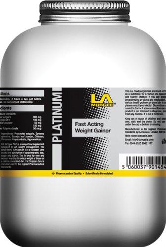 LA Muscle Platinum 2.2kg