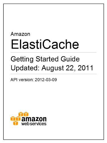 Amazon ElastiCache Getting Started Guide