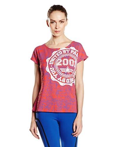 Zumba Camiseta Manga Corta