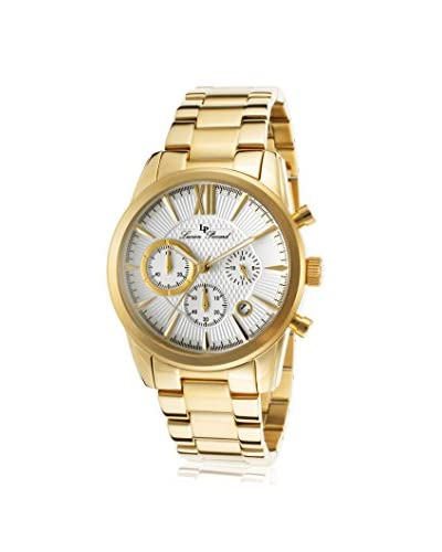 Lucien Piccard Men's LP-12356-YG-22S Mulhacen Analog Display Japanese Quartz Gold Watch