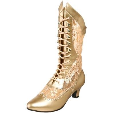 High-Heels-Stiefeletten: Funtasma DAME-115 DAME115 Damen Stiefel