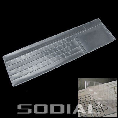 SODIAL(R) Universal Keyboard Skin Protector Cover for PC Computer Desktop